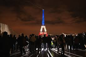what europe can learn from america s response fortune the eiffel tower is illuminated in red white and blue in honor of the victims