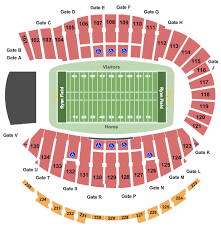Ryan Field Seating Chart Ryan Field Tickets Evanston Il Ticketsmarter