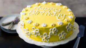 Birthday Cake Recipes Bbc Food