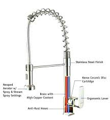 how much does it cost to replace a kitchen faucet cost to replace kitchen faucet bathtub