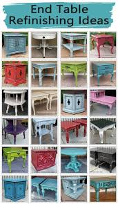 popular painted furniture colors. end table refinishing ideas paint furniturefurniture refinishingfurniture makeoverfurniture ideascolorful popular painted furniture colors a