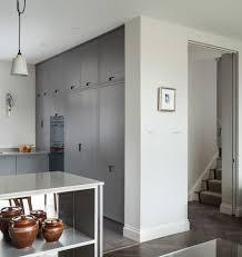 Emr Home Design Grey Kitchen Framed Open Plan Cambria St Emr Home Design