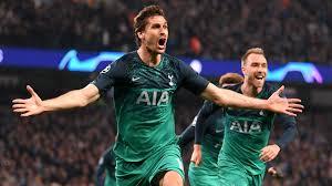 Wed 17 apr 2019, 22:00. Manchester City V Tottenham Hotspur Match Report 17 04 2019 Uefa Champions League Goal Com