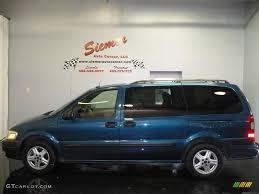 2003 Dark Tropic Teal Metallic Chevrolet Venture LT AWD #4096874 ...