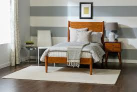 ... preloadAlton Cherry Twin Platform Bed - Room