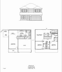 4 level back split house plans unique side split floor plans front back split level house