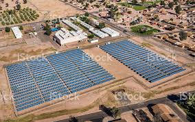 solar panels phoenix.  Panels Solar Panel Collector Array ASU Polytechnic Campus Aerial Phoenix Arizona  Royaltyfree Stock Photo Throughout Panels R