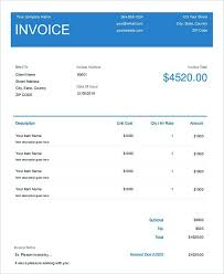 Invoice Templete Invoice Sample How To Plan Roofing Invoice Templates If