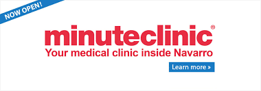 minute clinic now open learn more