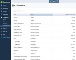 Setting Up Chart Of Accounts In Quickbooks Set Up Chart Of Accounts In Quickbooks Online By Rheinrazzak