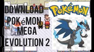 How to download pokémon mega evolution 2 (NEW GBA GAME) - YouTube