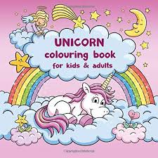 unicorn colouring book for kids and s bonus free unicorn colouring pages pdf to