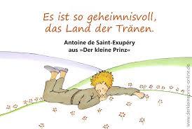 Zitate Trauer Antoine De Saint Exupéry Der Kleine Prinz Online