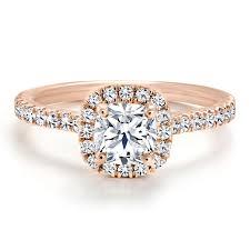 Rose Gold Wedding Rings Canada