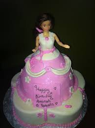 Princess Barbie Cakes Lola Cake Design