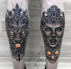 тату на ноге выбрать татуировку на ноге значение и эскизы