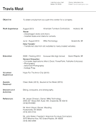 Resume Format In Word 2007 Resume Download In Ms Word Resume Download Format Free Resume