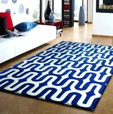 blue striped area rug navy blue and white striped outdoor rug