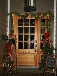 Exterior Door Decorating 7 Front Door Christmas Decorating Ideas Hgtv