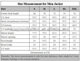 Fleece Jacket Size Chart Windstopper Polar Fleece Jacket With Contrast Softshell Upper Windproof Polar Fleece Jacket For Men 6 Years Alibaba Experience Buy Polar Fleece
