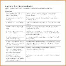 Sample Questionnaire Format For Survey Sample Survey Questionnaire Template Alacrityapp Co