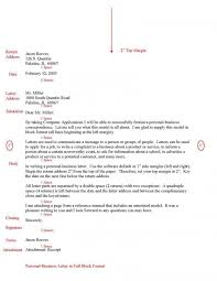 Purdue Owl Business Letter Format Resume Cover Letter Template
