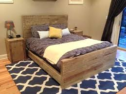 Unique Queen Bed Frames Bed Queen Frame Wood Home Interior Design ...