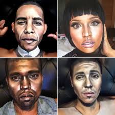 you must see this makeup artist s mind ing celebrity transformations