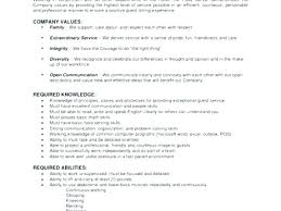 Resume Sample Barista Template For Job Latest Capture Resume Sample ...