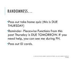 4 randomness