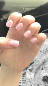 sns nails n5 pink