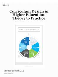 Importance Of Philosophy In Curriculum Design Pdf Curriculum Design In Higher Education Theory To Practice