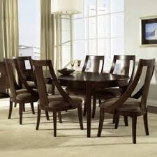 oval dining table sets for 6