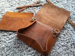 Leather Messenger Bag Pattern