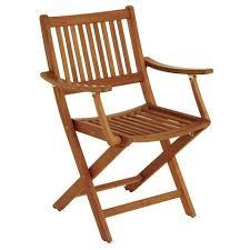 folding teak chair. whitecap teak folding chair with arms l