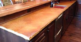 home depot concrete countertops edge details for concrete the network food safe concrete countertop sealer home