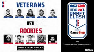 NBA 2K League Draft Clash ...