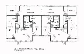 New TA Floorplan (Lower Level)
