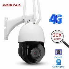 30X Zoom Quang Nhà Camera An Ninh Wifi 1080P HD Không Dây 3G 4G Tốc Độ Thẻ  Dome Camera Quan Sát camera IP Giám Sát Ngoài Trời Cam|Camera giám sát