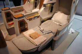 Image result for emirates business class