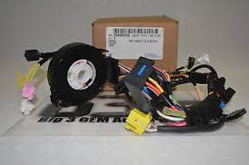2002 2005 chevrolet trailblazer clock spring steering column wire image is loading 2002 2005 chevrolet trailblazer clock spring steering column