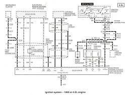 1990 ford wiring diagram ford ranger bronco ii electrical diagrams at the ranger station ignition 1990 4 0