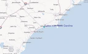 Tubbs Inlet North Carolina Tide Station Location Guide