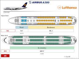 Interior Desaign Airbus A380 Interior Layout