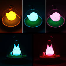 Touch Light Sensor Aliexpresscom Buy Umiwe The Spiderwick Totoro Rechargeable