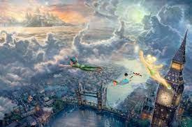 77+] Thomas Kinkade Disney Wallpaper on ...