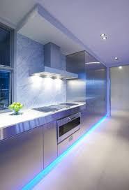 Large Kitchen Light Fixture Kitchen Super Modern Kitchen Led Lighting Ideas For Large