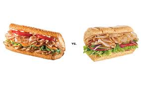 How Do The Sandwiches At Subway And Quiznos Compare New