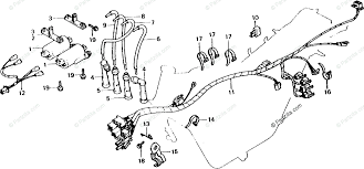 1980 honda cb750 wire diagram coil wiring diagram local honda motorcycle 1980 oem parts diagram for wire harness ignition 1980 honda cb750 wire diagram coil