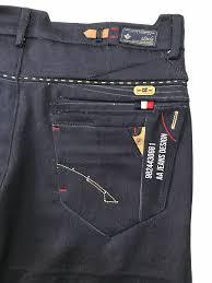 Pocket Jeans Design Pocket Designs Patterned Jeans